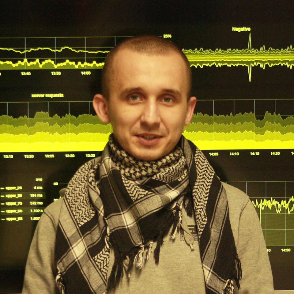 Tomek Kaczmarczyk